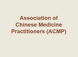 Association of Chinese Medicine Practitioners (ACMP)