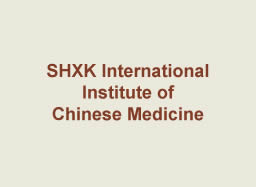 SHXK International Institute of Chinese Medicine